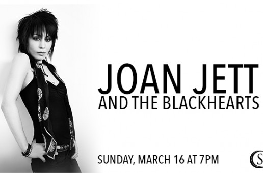 Joan Jett And The Blackhearts rock the house!