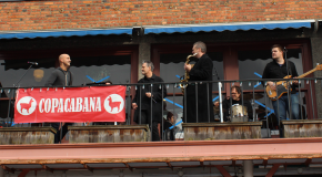 """Photos of annual """"Rooftop Concert"""" at Pike Place Market 2013!"""
