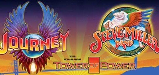 JOURNEY & STEVE MILLER BAND SUMMER 2014 TOUR!