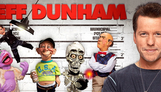 Jeff Dunham at The Washington State Fair