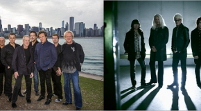 Chicago and REO Speedwagon Together!