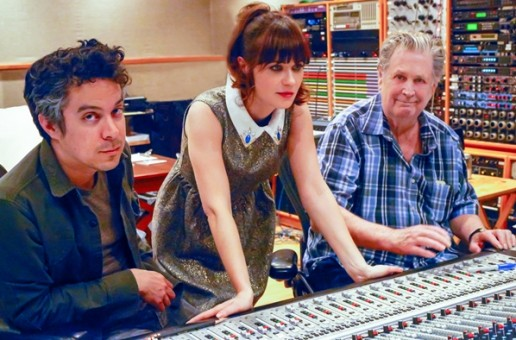 Brian Wilson's Girl-Powered LP: In the Studio With the Beach Boy
