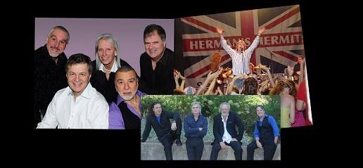 See Herman's Hermits, Grass Roots & The Buckinghams!