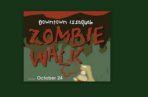 6th Annual Zombie Walk  October 24