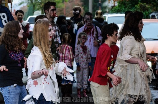 Annual Zombie Walk  October 29!