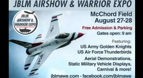 JBLM AIRSHOW AND WARRIOR EXPO!!