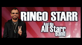 RINGO STARR & HIS ALL STARR BAND AT THE SNO!!