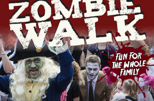 Annual Downtown Issaquah ZOMBIE WALK!
